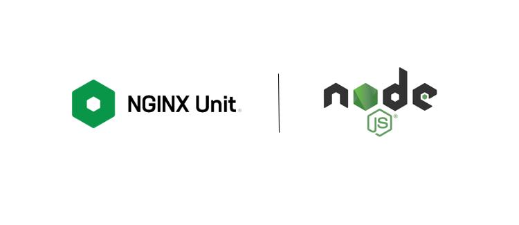 NGINX Unit mit NodeJS